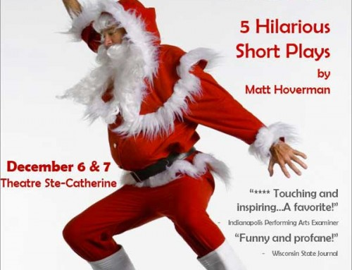 Christmas Shorts: 5 Merry Little Comedies