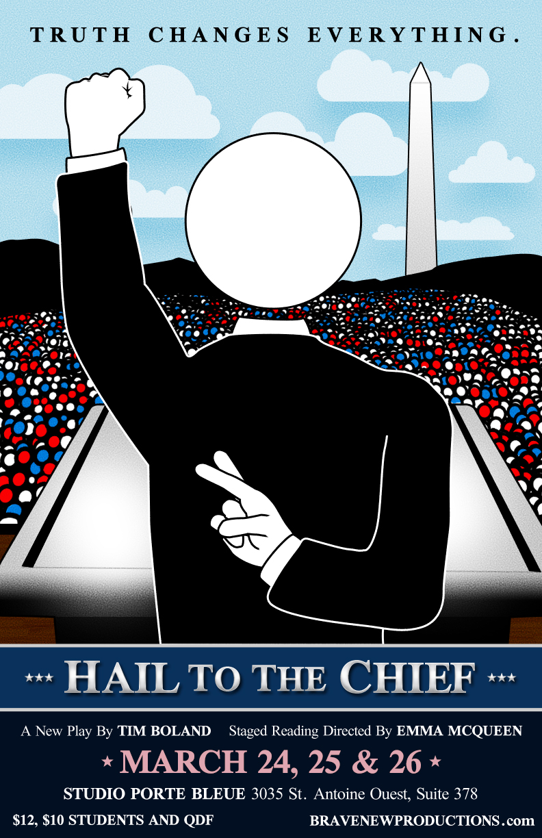 Discussion on this topic: Hail to the chief, hail-to-the-chief/
